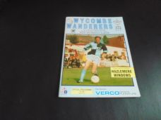 Wycombe Wanderers v West Bromwich Albion, 1992/93 [FA]